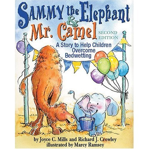 Bedwetting Book Sammy the Elephant