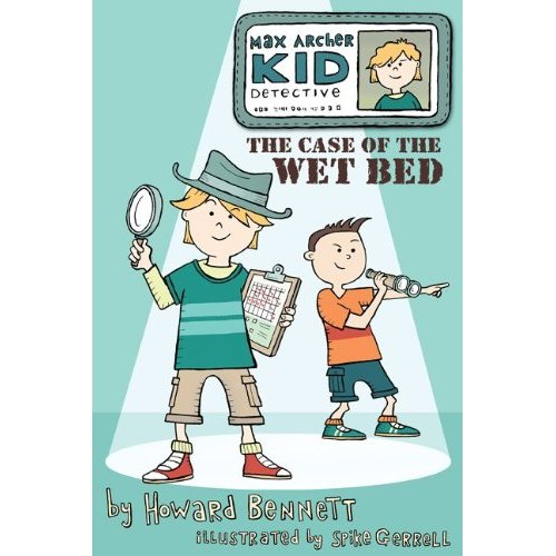 Bedwetting Book The Case of the Wet Bed