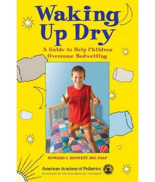 Bedwetting Book Waking Up Dry