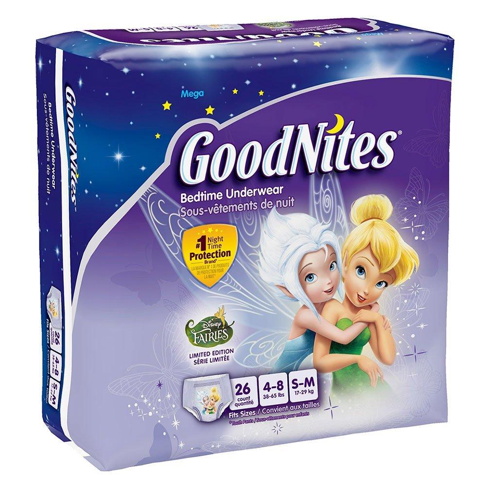 2312f2f55b Goodnites Underwear for Girls - Chummie Bedwetting Alarm