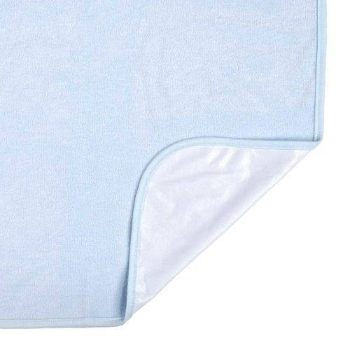 Chummie Luxury Reusable Bamboo Waterproof Bedding Overlay for Bedwetting - Comfortable
