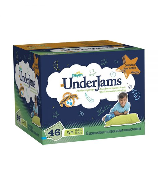Pampers Underjams (Boys)
