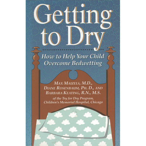 Bedwetting Book Getting To Dry