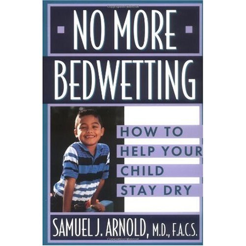 Bedwetting Book No More Bedwetting