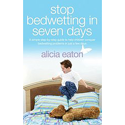 Bedwetting Book Stop Bedwetting in 7 Days