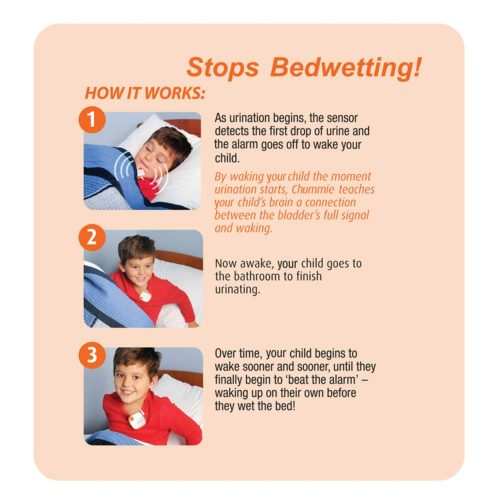 stops bedwetting