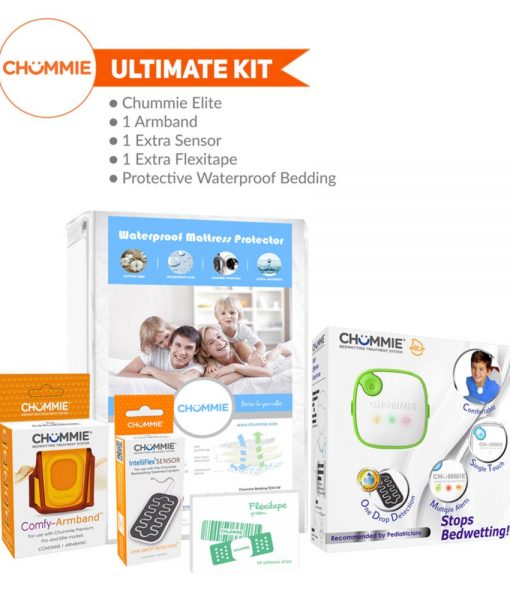 Chummie Elite Bedwetting Alarm Ultimate Kit - Chummie Store