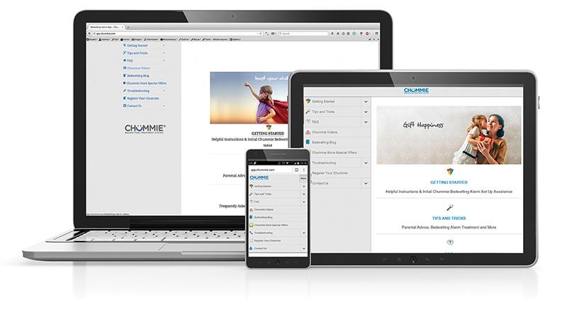 Chummie Mobile App