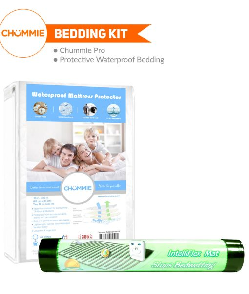 Chummie Pro Bedwetting Alarm Bedding Kit - Chummie Store