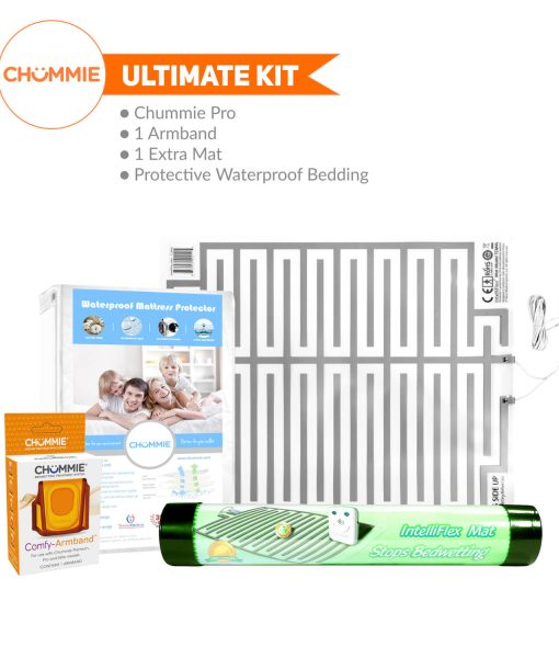 Chummie Pro Bedwetting Alarm Ultimate Kit - Chummie Store