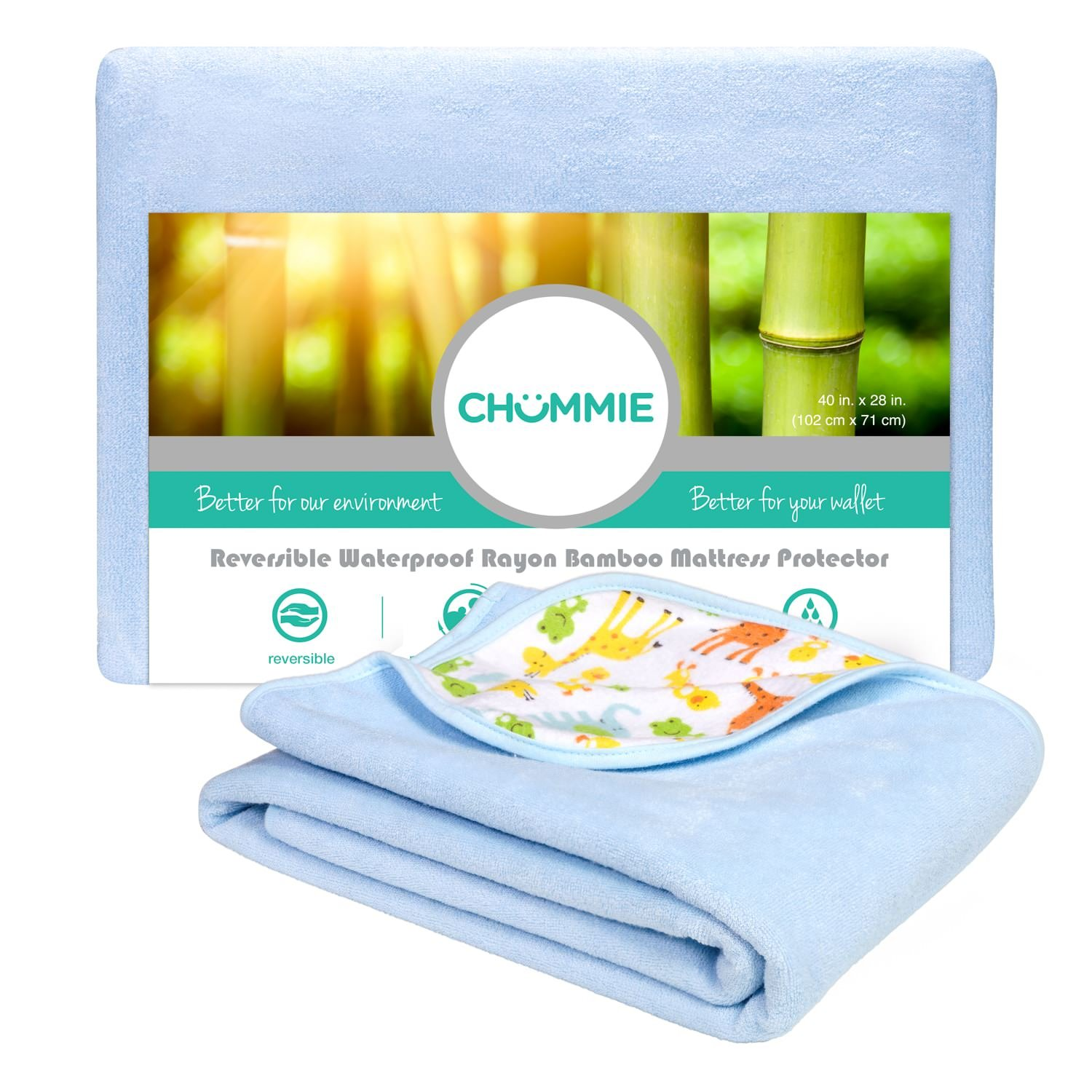 Waterproof Mattress Protector - Store for Chummie Bedwetting Alarm